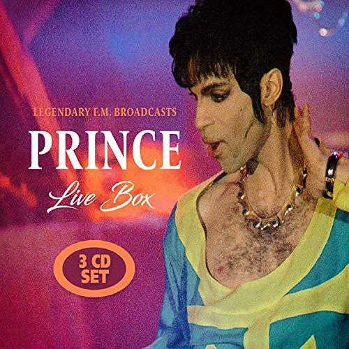 Live Box (Prince Live Cd)