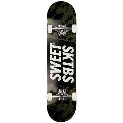 'Skateboard Complete Deck Sweet sktbs Official 7,75Complete