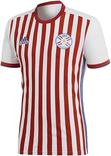 adidas Asociación Paraguaya - Camiseta de Equipación Hombre: Amazon.es: Ropa y accesorios