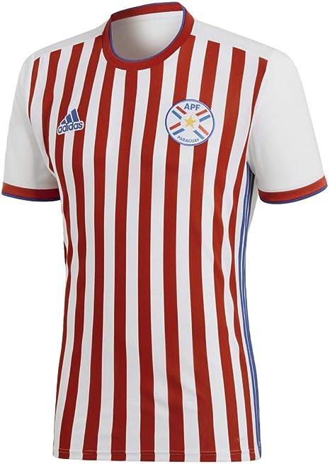 adidas Asociación Paraguaya Camiseta de Equipación Hombre: Amazon.es: Ropa y accesorios