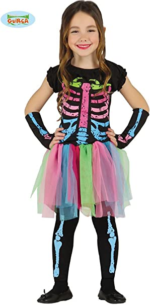 Niño tutú de Halloween disfraz de esqueleto: Amazon.es: Juguetes y ...