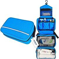 XIYUNTE Hanging Toiletry Bag - Small Travel Waterproof Wash Bag for Men & Women