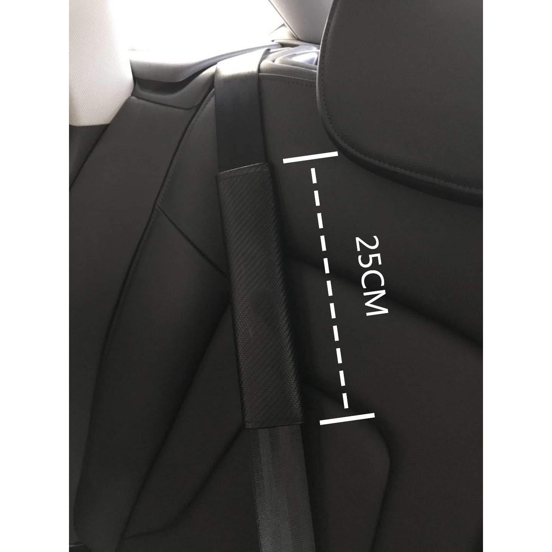 Jeep 2x Auto Cintura Spalla Pastiglie copertura cuscino adatto