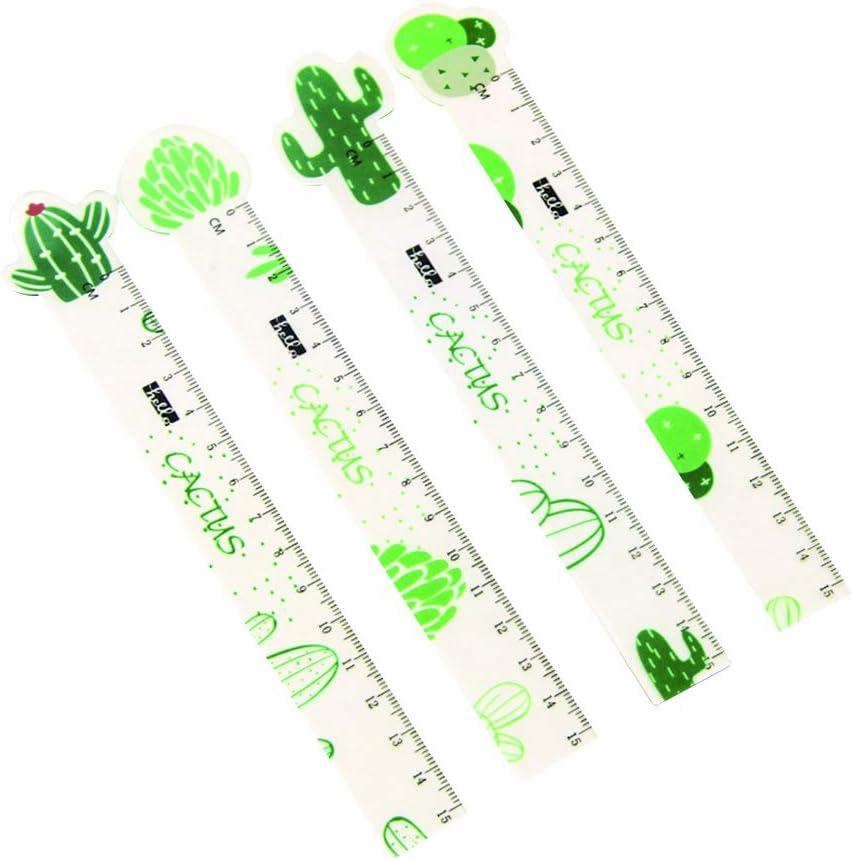 GROOMY D/ÜSTE 1 St/ück niedliche Kaktus Lesezeichen f/ür B/ücher Papier Seite Marker Schreibwaren Schulbedarf
