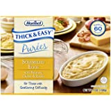 Thick & Easy Scrambled Eggs Puree with Potatoes, Cheese, & Bacon, 7 Ounce