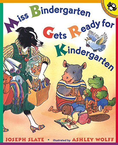 (Miss Bindergarten Gets Ready for Kindergarten)
