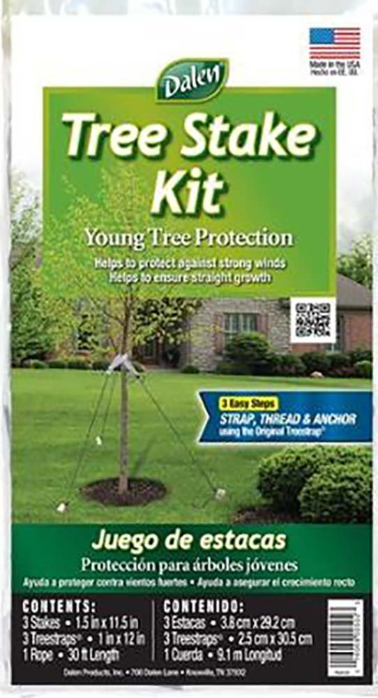 Dalen Tree Stake Kit for Young Tree Protection by Dalen