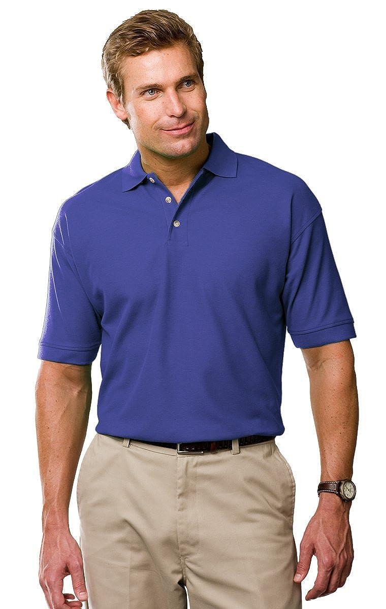 Blue Generation BG2201 Short Sleeve Cotton Polos-Polo Shirts