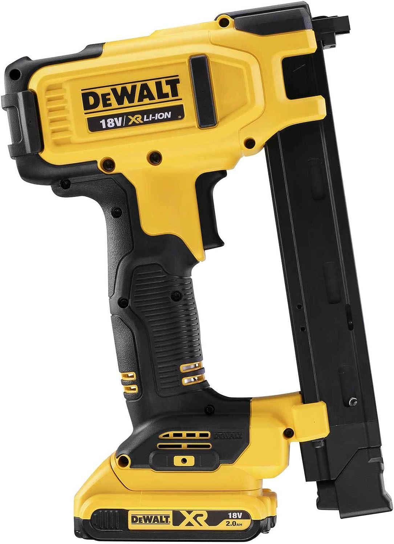 DEWALT DCN701N-XJ DCN701N-XJ-Grapadora de Electricistas sin escobillas XR 18V sin Cargador//bater/ía