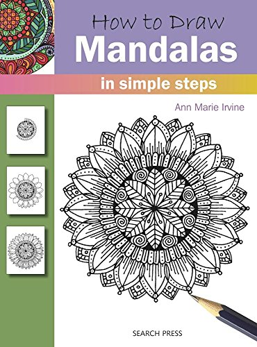 How to Draw Mandalas: in simple steps