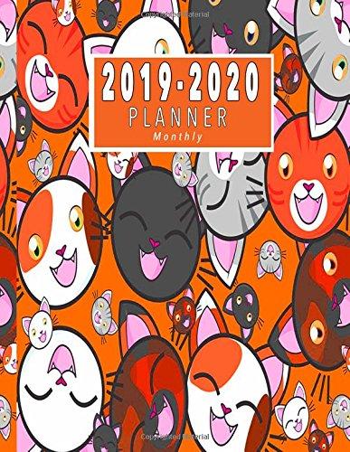 Read Online 2019-2020 Monthly Planner: 2019-2020 Monthly Calendar  24 Months Calendar 2019-2020 Calendar   2019-2020 Academic Planner  Monthly Calendar ... (2019-2020 Planner Monthly) (Volume 3) PDF