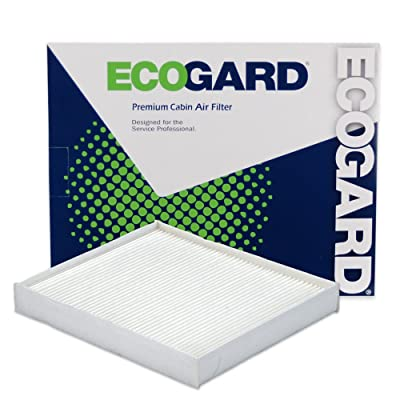 EcoGard XC10482 Premium Cabin Air Filter Fits Hyundai Sonata 2015-2020: Automotive