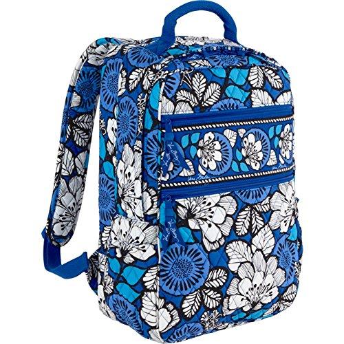 Vera Bradley Tech Backpack (Blue Bayou)