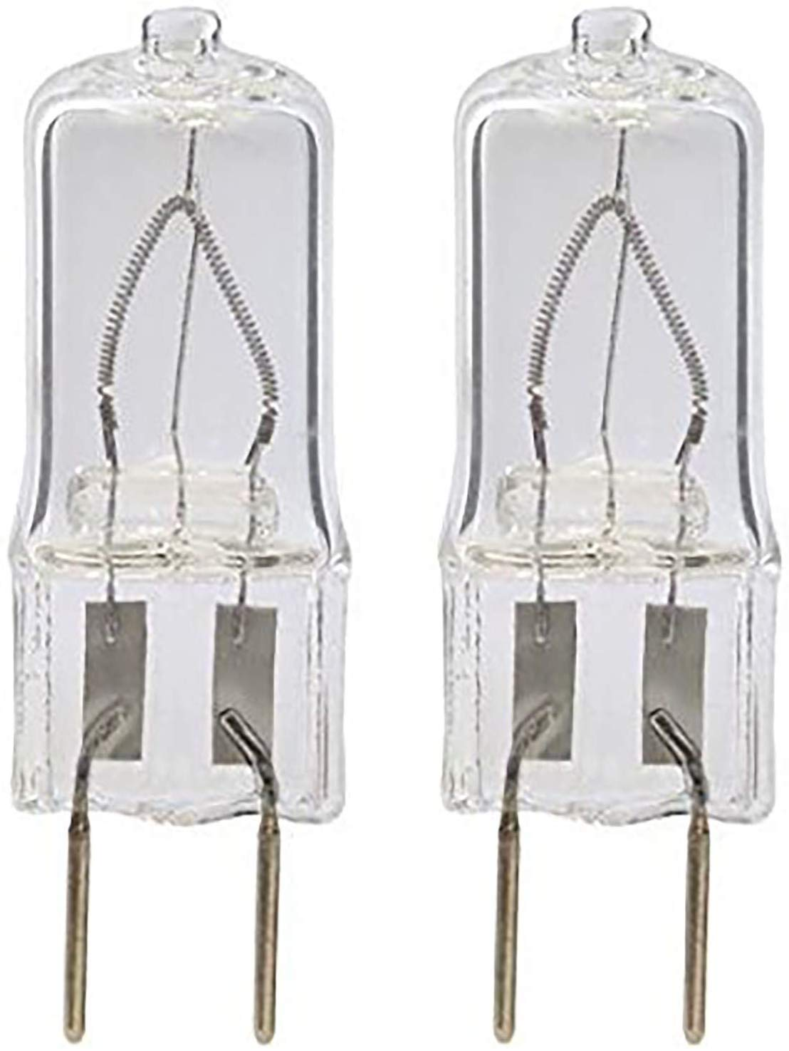 2pack - WB08X10057 50W Halogen Lamp Bulb 120W Replacement for GE Microwave