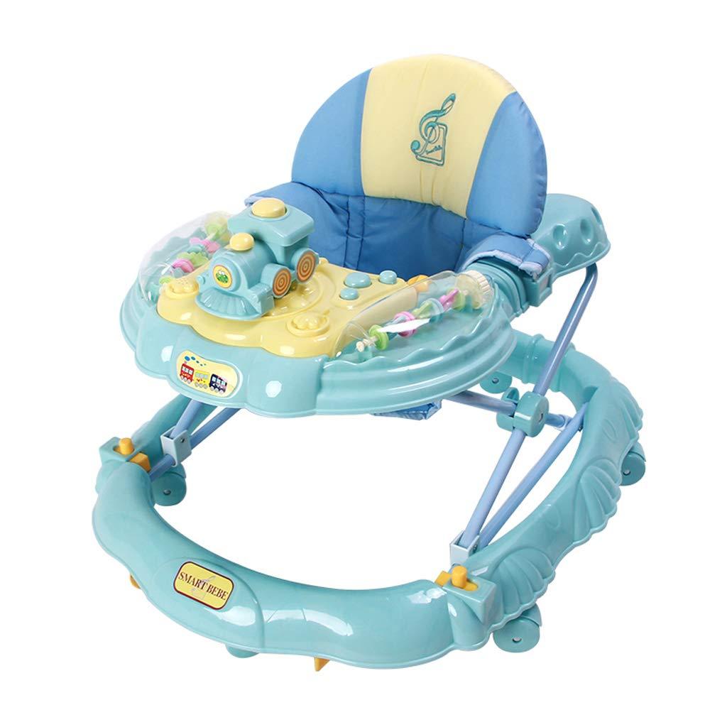 Fenfen Andador Plegable antivuelco Multifuncional del bebé del ...