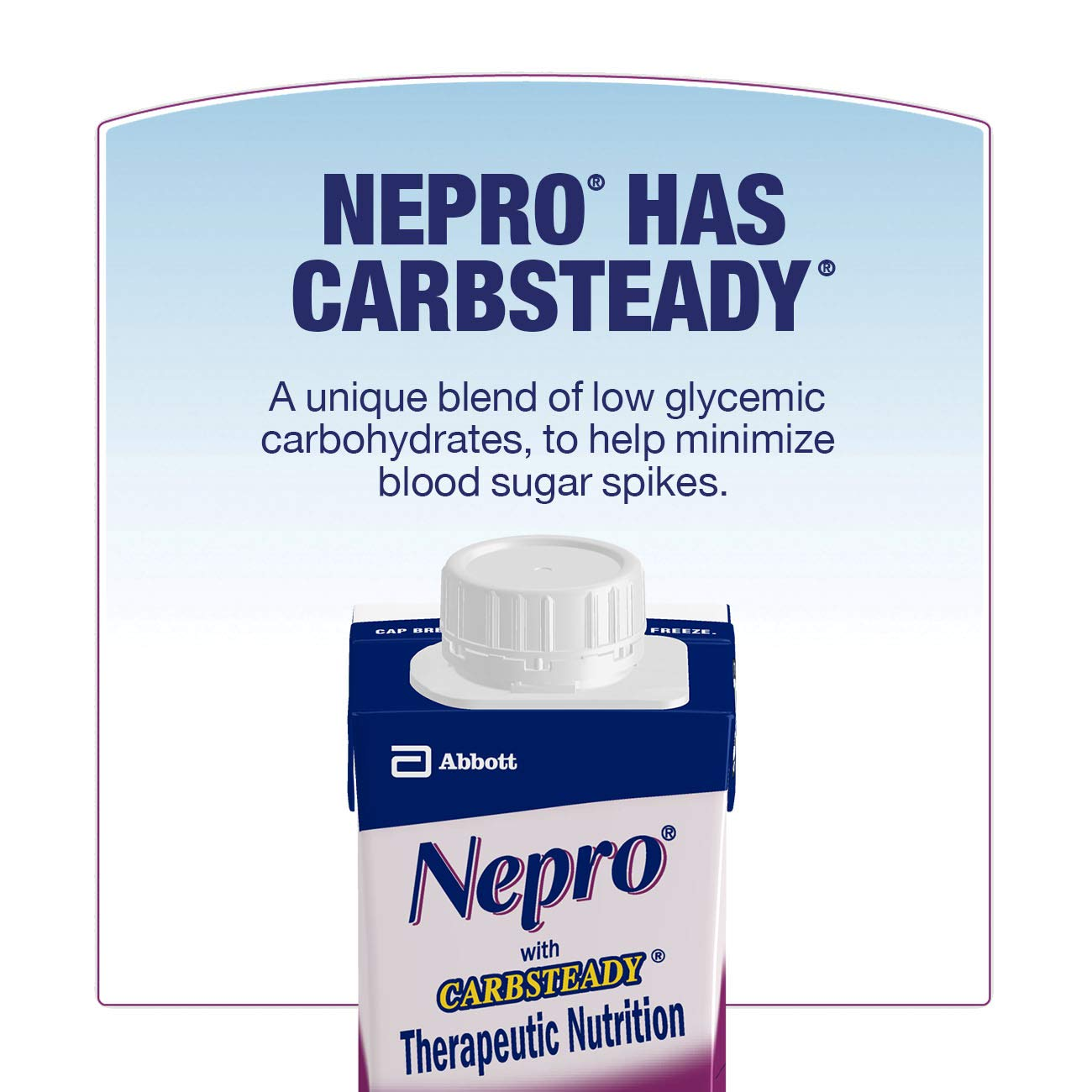 Nepro Therapeutic Nutrition Shake with 19 grams of protein, Nutrition for people on Dialysis, Mixed Berry, 8 fl ounces, (Pack of 24) by Nepro (Image #3)