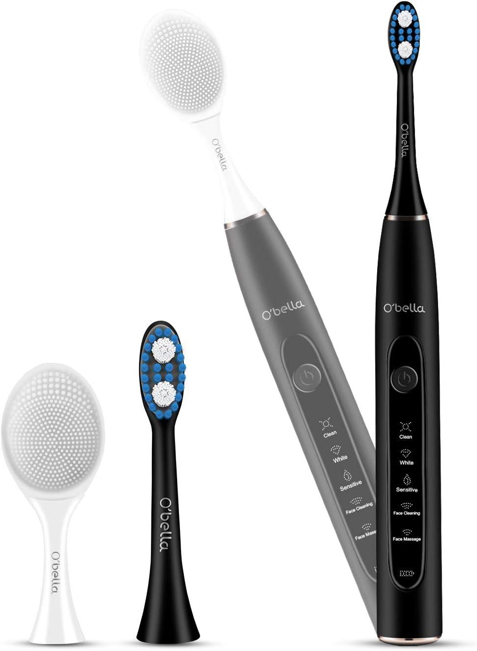 Obella RM-T10 Limpiador Facial & Cepillo Eléctrico Dientes Sónico ...