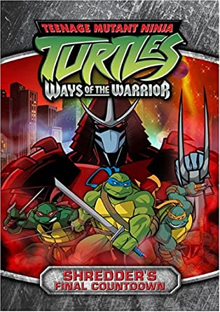 Teenage Mutant Ninja Turtles: Series 3 V.4 - Shred USA DVD ...