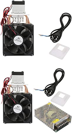 Power Supply 12V 6A Semiconductor Cooling System DIY Refrigerator Cooler