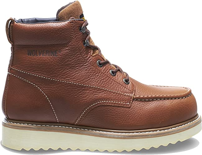 Wolverine Men's W08289 Wolverine steel toed Boot