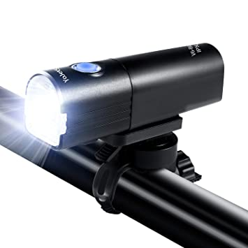 Amazon Yojetsing自転車ライト最新版 800ルーメン 6点灯モード