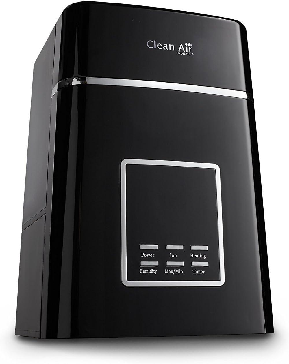 Clean Air Optima CA-604B Humidificador con ionizador y tecnolog/ía de ultrasonidos