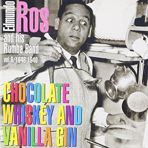 Chocolate Whiskey & Vanilla Gin 1948-49 [Importado]