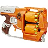 Nerf Zombie Strike Flipfury Blaster Toy for Kids