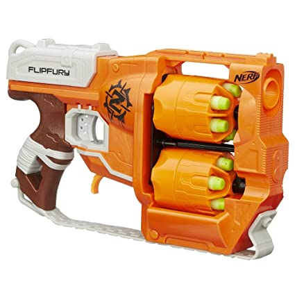 Nerf N-Strike Elite Hyper Fire Blaster, Ages 8 and Up