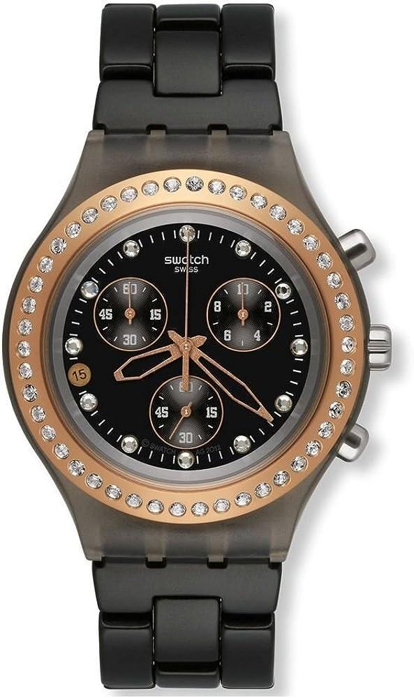Swatch Reloj Unisex de Analogico SVCM4008AG