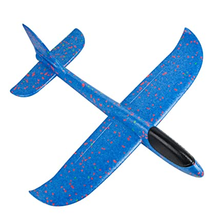 new product 85f52 52575 Pevor Throwing Glider Aircraft - Flying Toys Throwing Foam Airplane Inertia Glider  Hand Launch Model Airplane