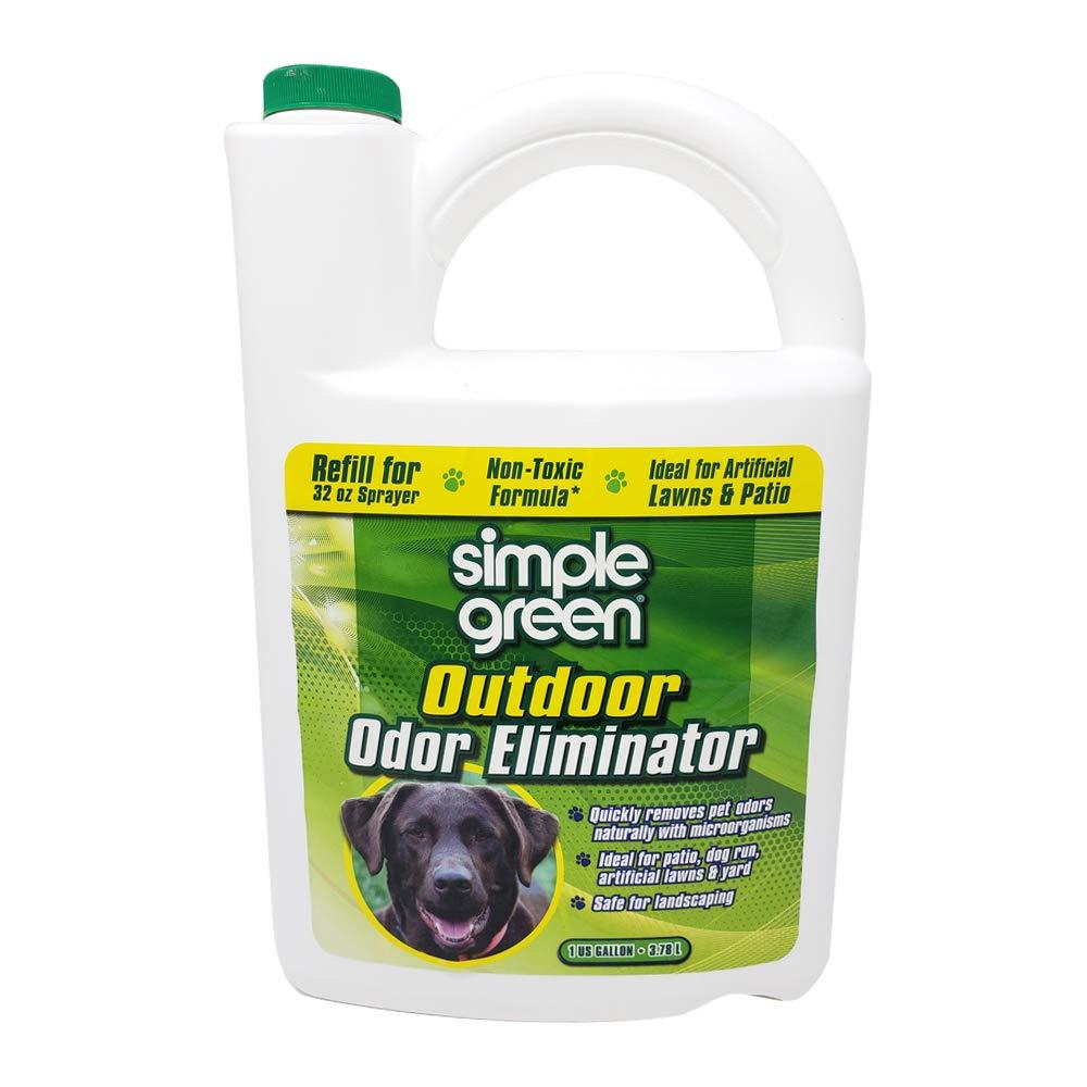 Simple Green Outdoor Pet Odor Eliminator 1 Gallon & 32 oz - Bundle Set by SIMPLE GREEN (Image #5)
