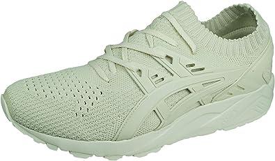 Atlético Evaluable Desfavorable  Amazon.com | ASICS Gel-Kayano Trainer Knit Off White | Fashion Sneakers