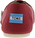 1aa1ae289848 Galleon - Toms Women s Classic Canvas Faded Rose Ankle-High Flat ...