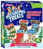 Crafty Cooking Kits Kellogg's Rice Krispies Treats Christmas Stocking, 10.18 Ounce