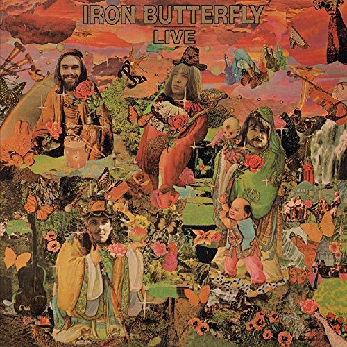 Iron Butterfly Live [Vinilo]