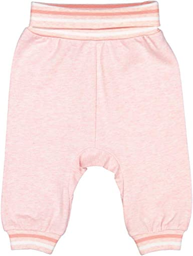 Polarn O Newborn Pyret Pink ECO Sweatshirt Pants
