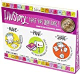 "IlluStory by Lulu Jr. gives children the opportunity to write, illustrate and publish their very own hardcover book! After writing and illustrating their story, the child receives a 7"" x 9"" hardcover book with up to 20 pages including a dedication pa..."