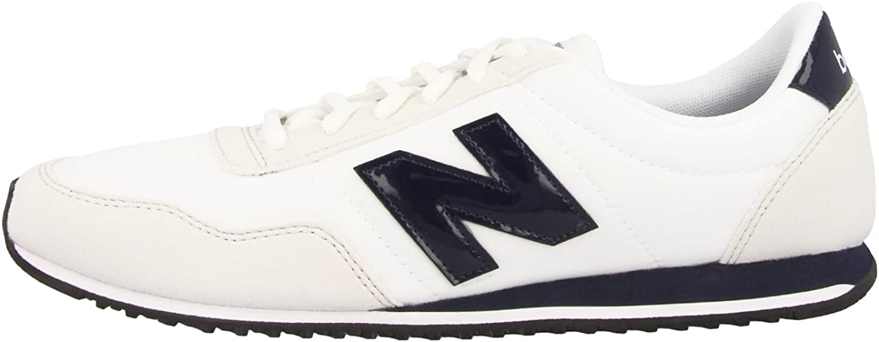enero Escultura cuchara  New Balance U 396 WN Schuhe white - 42, 5: Amazon.co.uk: Shoes & Bags
