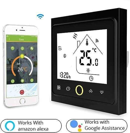 Thermostat intelligent sans fil smartphone Chauffage Central de contrôle Programmable App