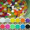 Christmas Gifts, Mchoice 3000 PCS Water Bullet Balls Water Beads Mud Grow Magic Jelly Balls