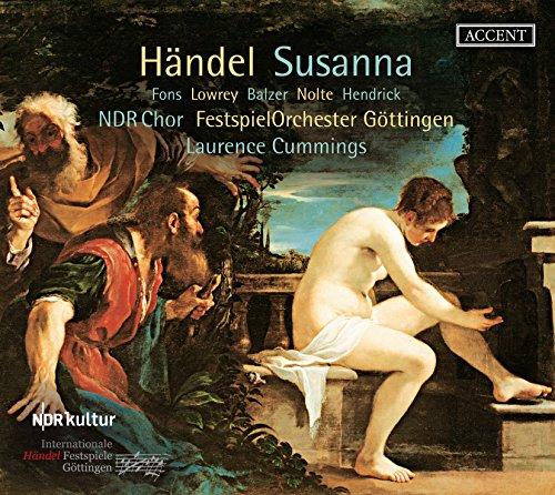 CIARA - George Frederic Handel: Susanna - Zortam Music