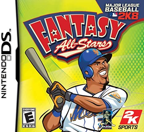 Major League Baseball 2K8 Fantasy All-Stars - Nintendo DS: Amazon ...