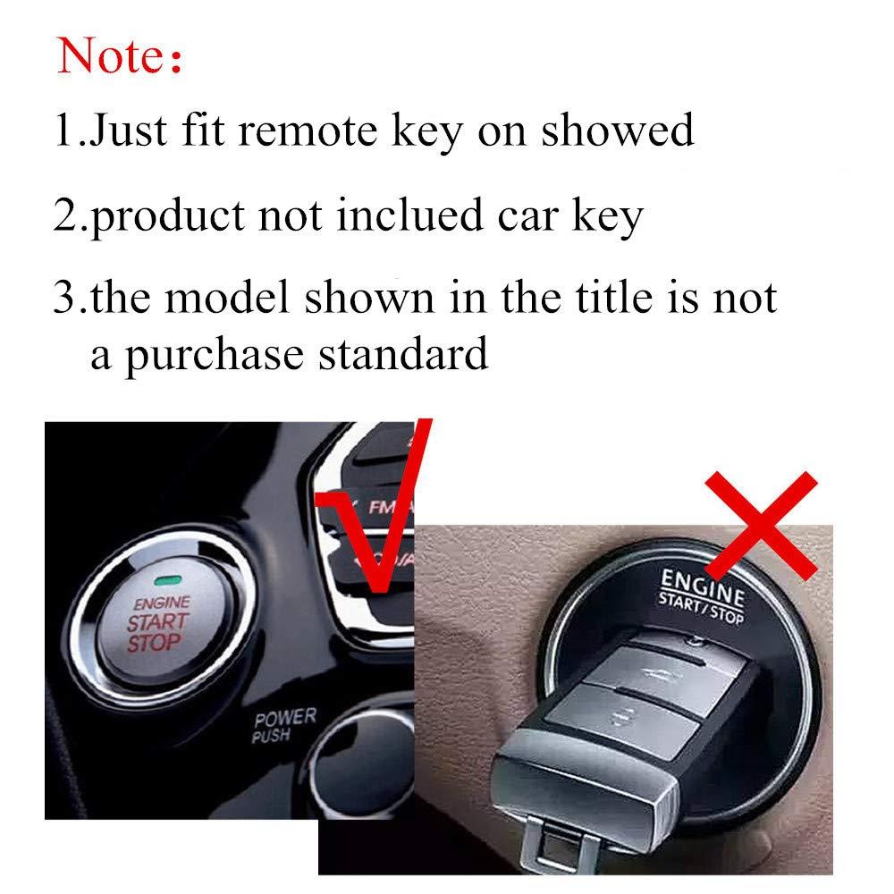 Colorful car Key Cover Fob Shell for Nissan Altima Maxima Infiniti EX FX G37 QX60 QX50 QX70 Q50 Q60 Key Accessories case Bag Model D