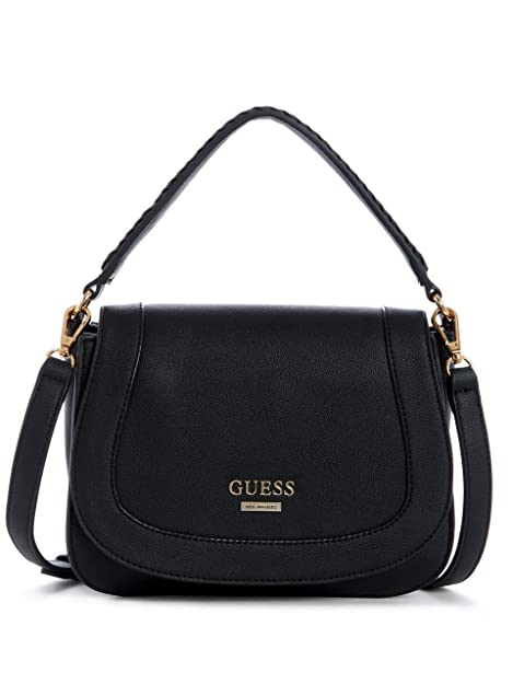 009372c4c74f GUESS Factory Women's Welyn Logo Crossbody: Amazon.ca: Shoes & Handbags