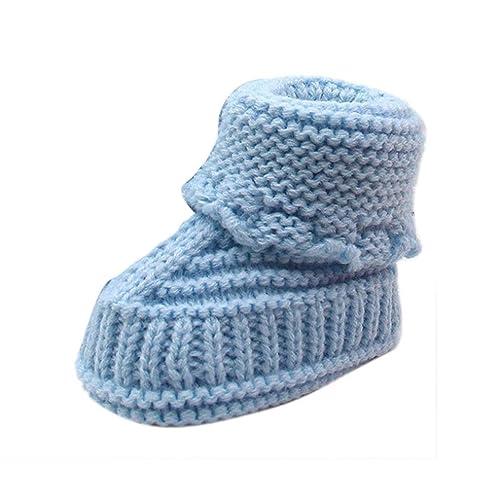 Chshe Baby Sandalen Häkeln Kleinkind Neugeborenen Spitzen Schuhe An