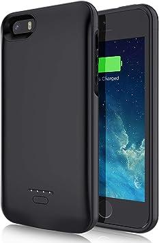 YISHDA Coque batterie pour iPhone 5/5S/SE 4000 mAh rechargeable ...