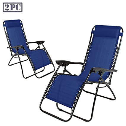 amazon com partysaving infinity zero gravity outdoor lounge patio