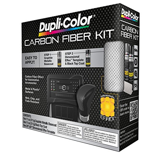 Dupli-Color CFK100 Carbon Fiber Kit