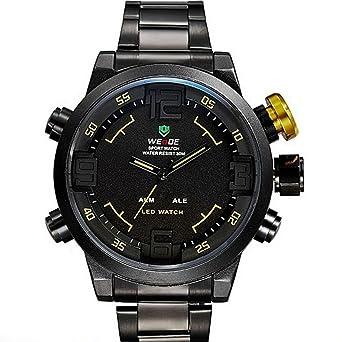 Topwell® Men Wristwatches Fashion Casual Quartz Watch Dress Relogio Masculino Military Digit Watches Men Sports